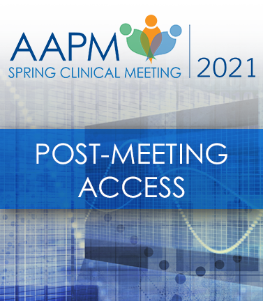 2021 Spring Clinical Meeting Post-Meeting Access